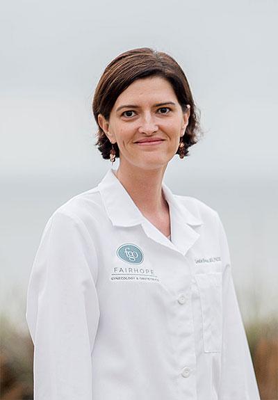 Leslie Evans, MD, FACOG